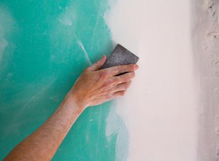 Drywall Sanding: How to Ace That DIY Sanding Job