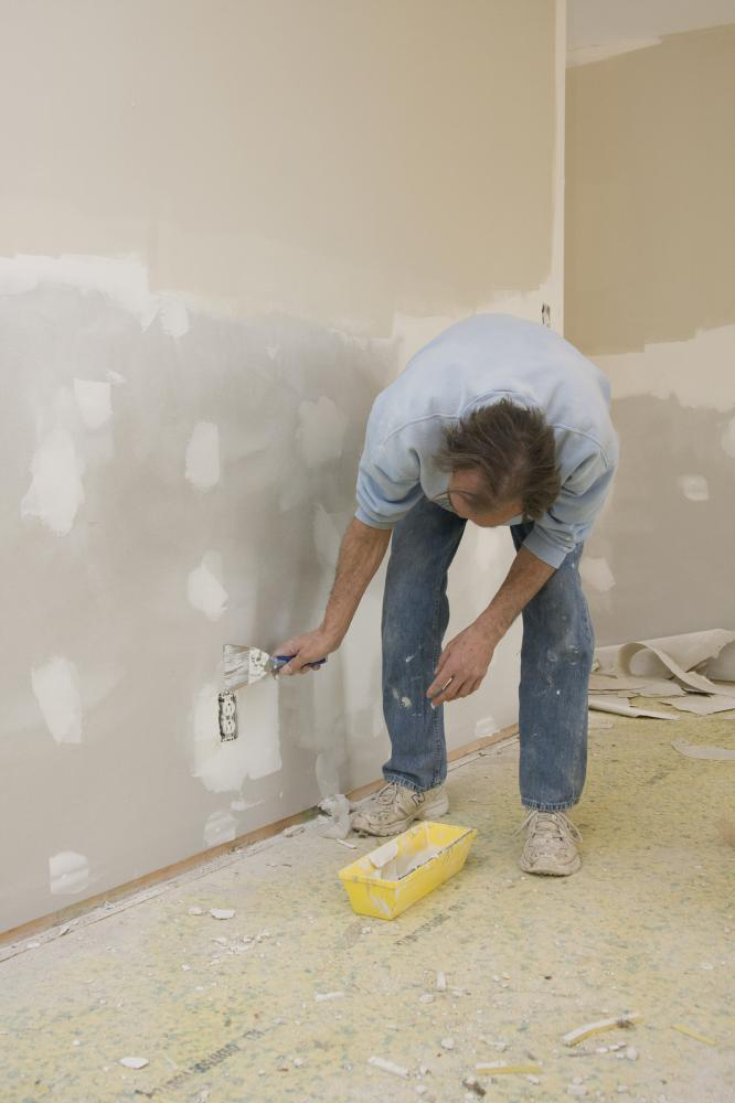 How to Wash the Drywall
