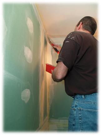 The 4 Most Common Causes of Drywall Damage